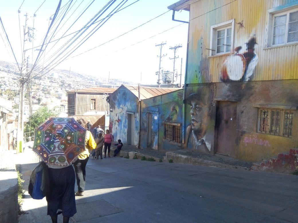 Cerro Polanco Valparaíso