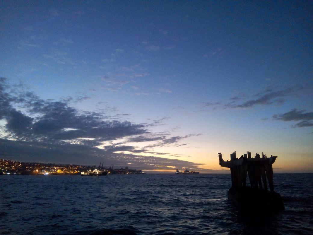 Valparaíso la nuit