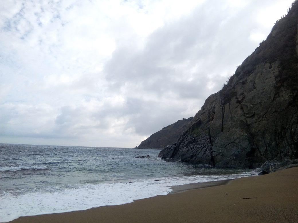 Laguna verde Valparaíso