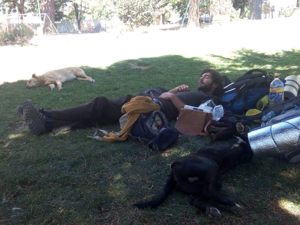 parc d'alumine dans la province de Neuquen en Argentine