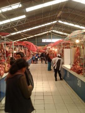 Le marché campesino de Sucre en Bolivie