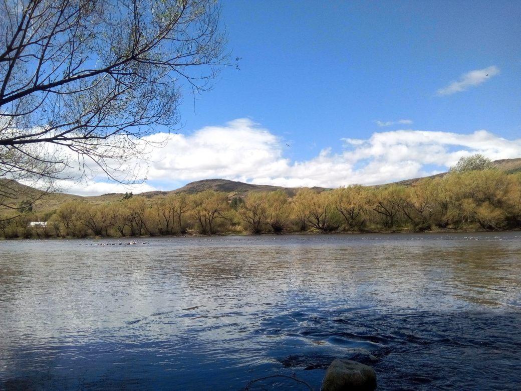 Rio Alumine dans la province de Neuquen en Argentine
