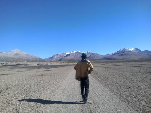 Sajama en Bolivie