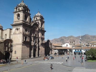 Iglesia De La Compania De Jesus à Cusco